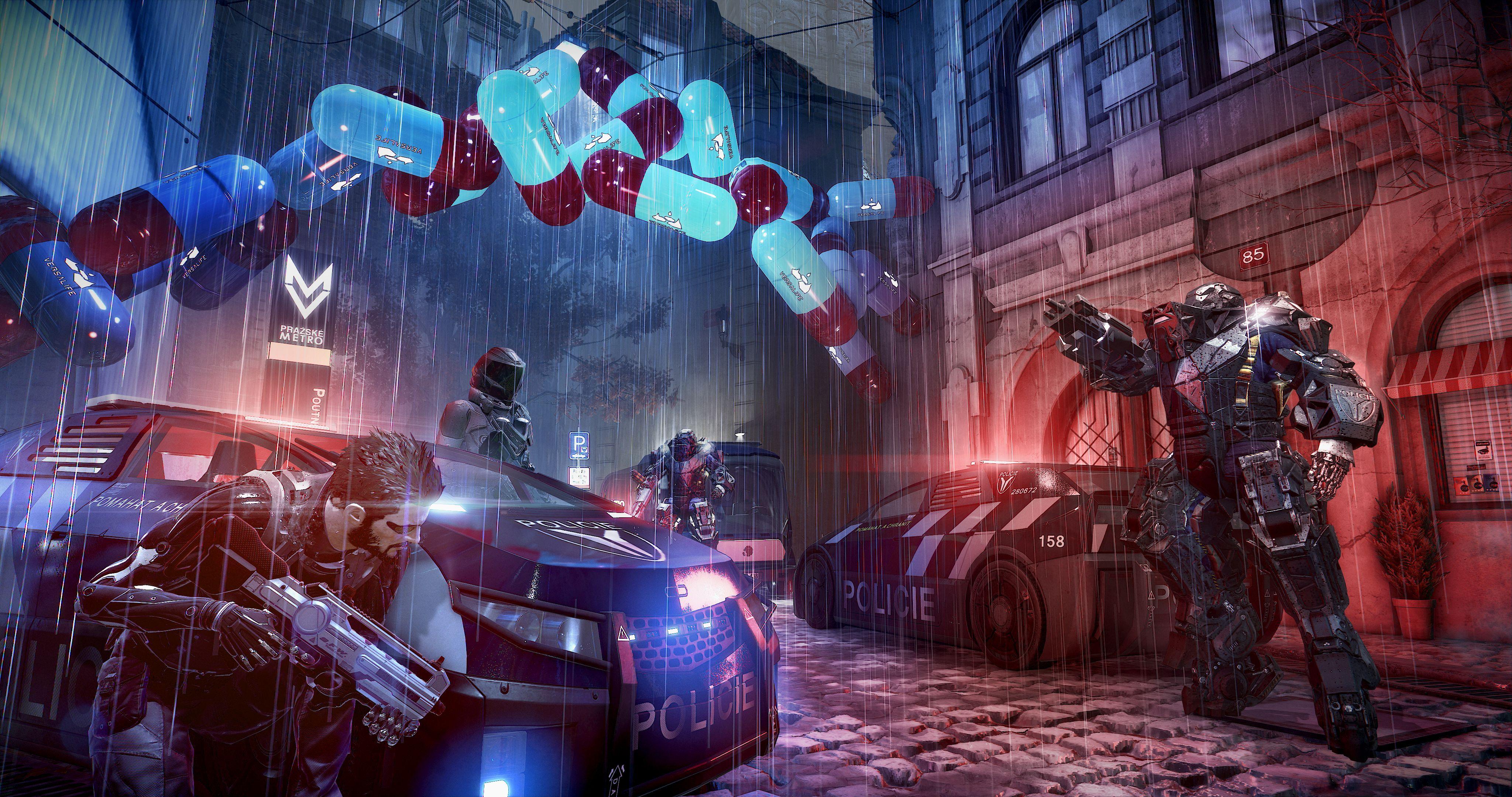 Deus Ex: Mankind Divided - vše, co potřebujete vědět, na jednom místě 125304