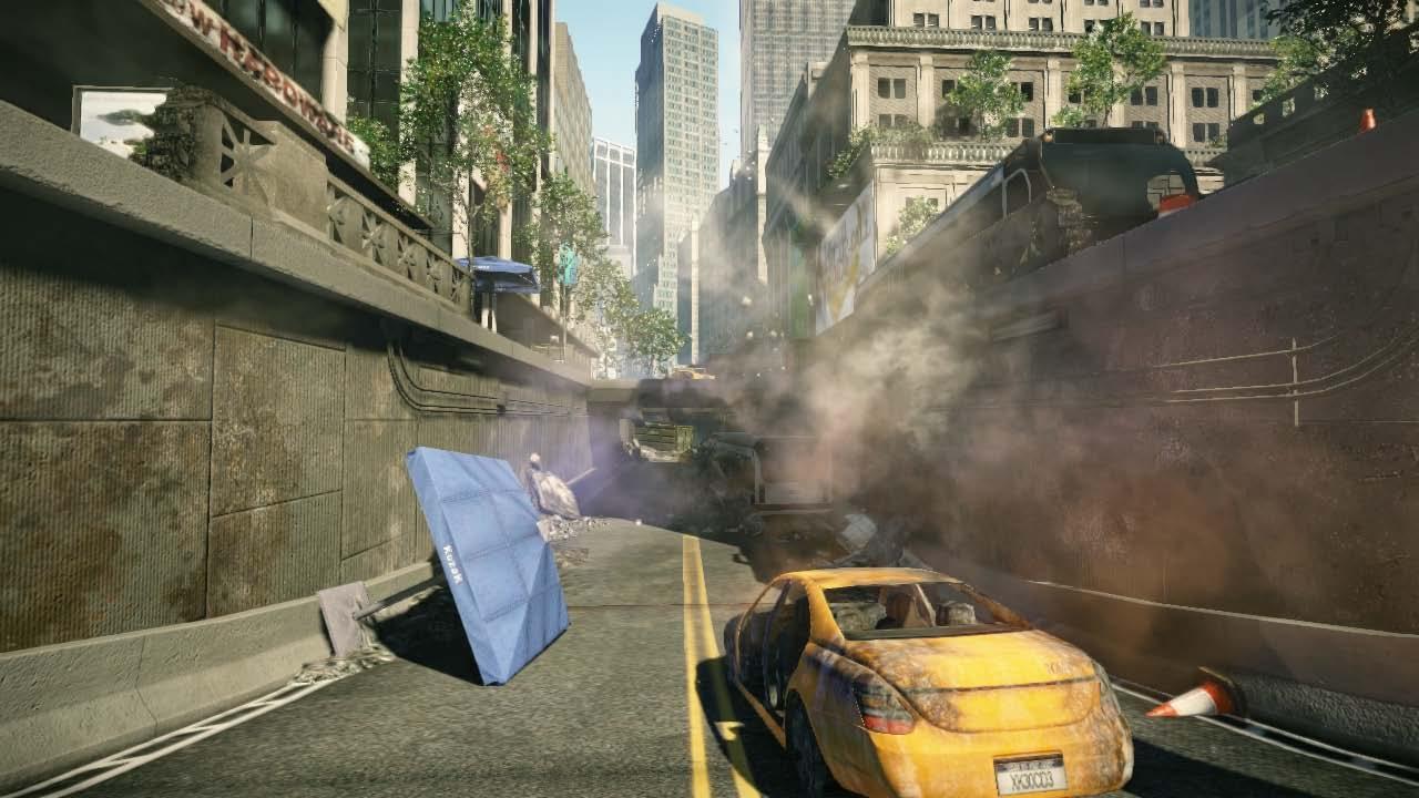 Crysis 2 láká na multiplayer a rozbořené město 12532