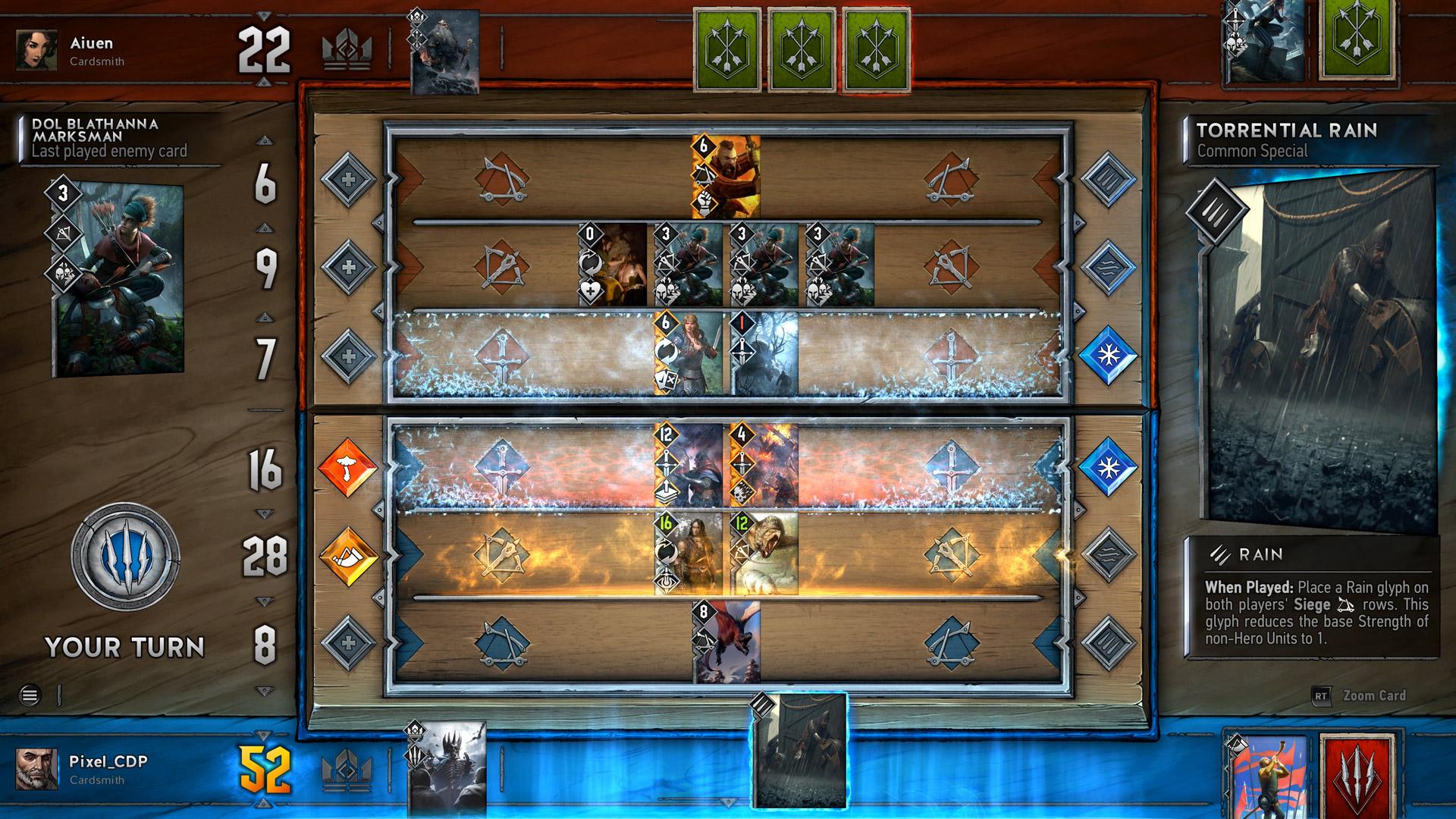 Rozhovor s Michałem Dobrowolským o Gwent: The Witcher Card Game 125631