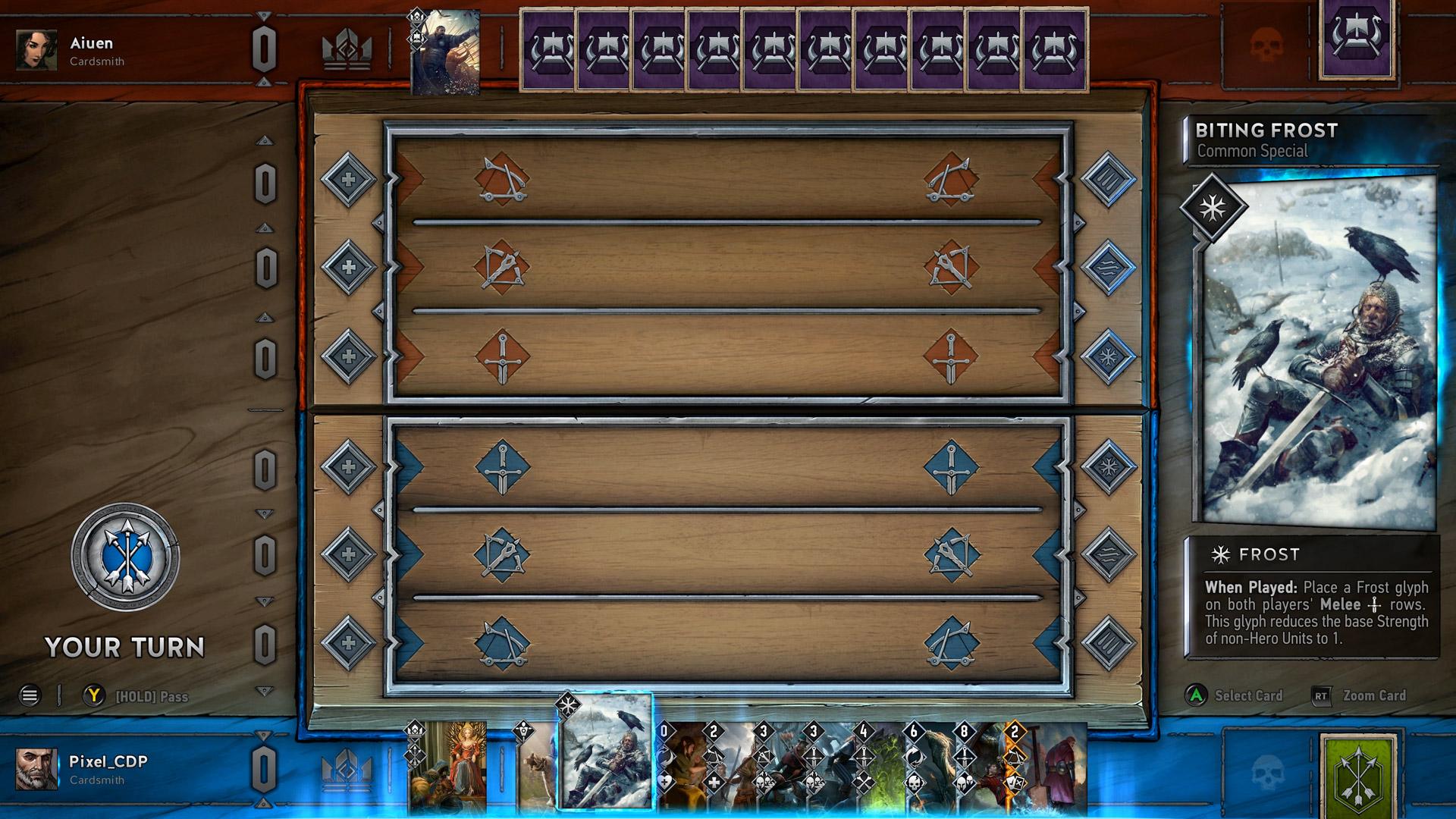 Rozhovor s Michałem Dobrowolským o Gwent: The Witcher Card Game 125632
