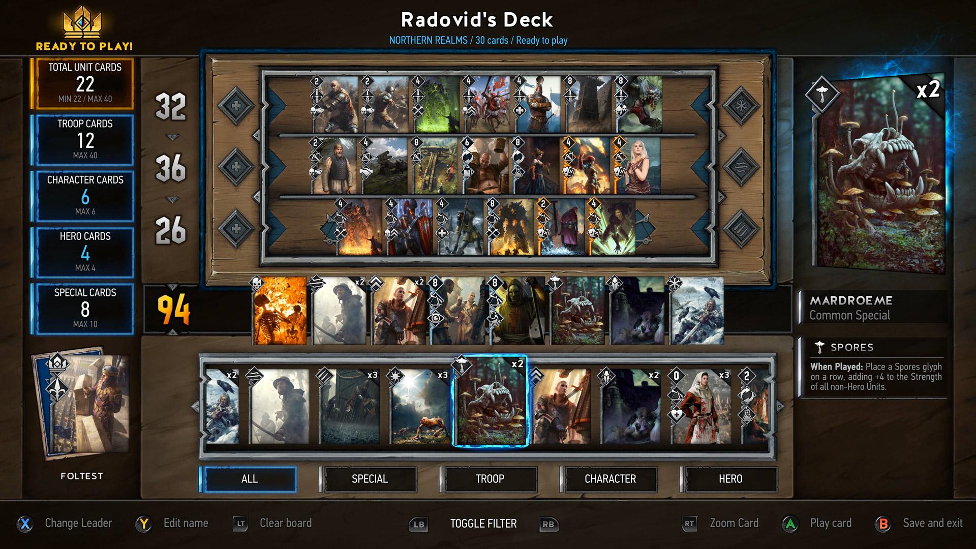 Rozhovor s Michałem Dobrowolským o Gwent: The Witcher Card Game 125634
