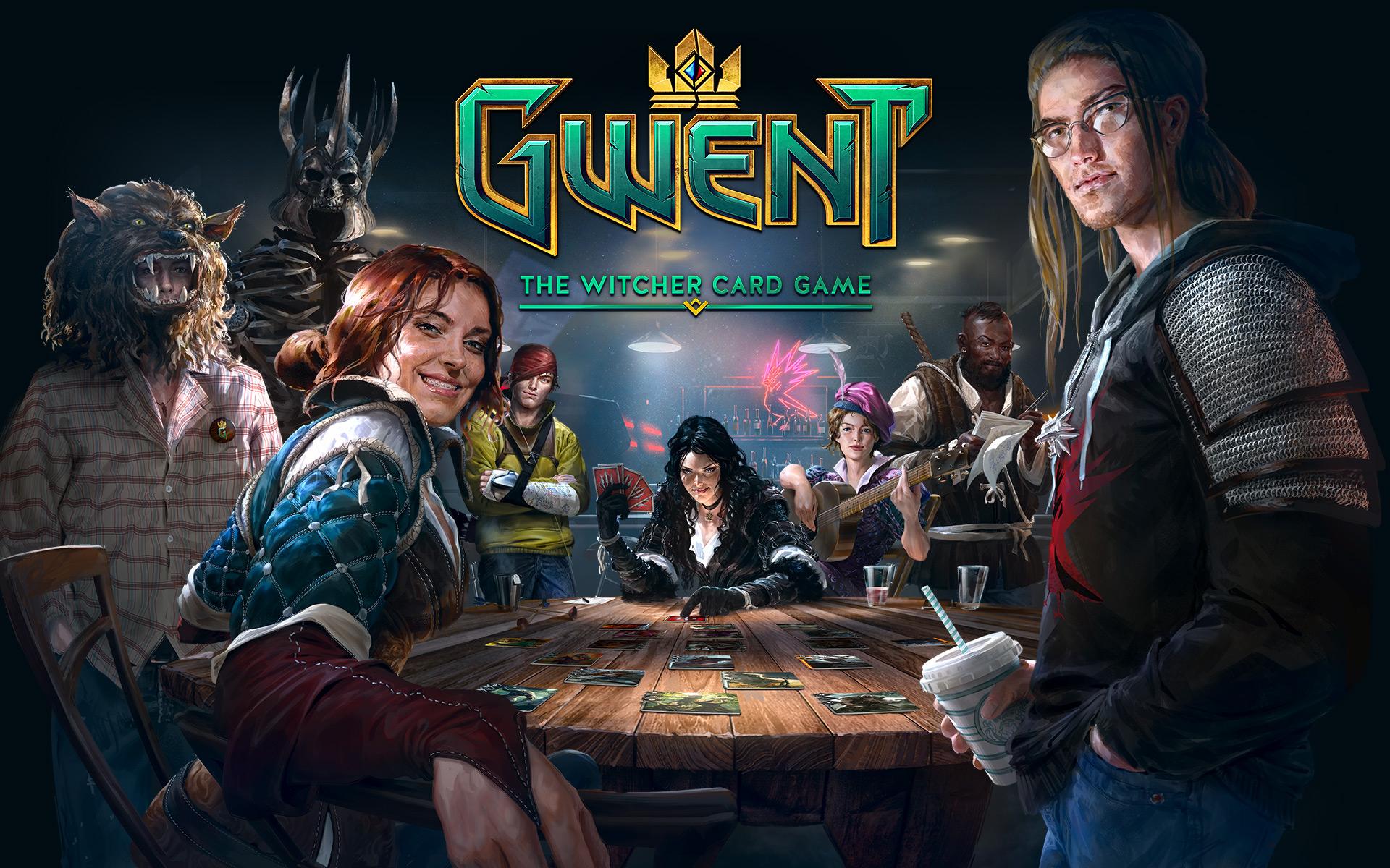 Gwent: The Witcher Card Game oficiálně oznámen 125637