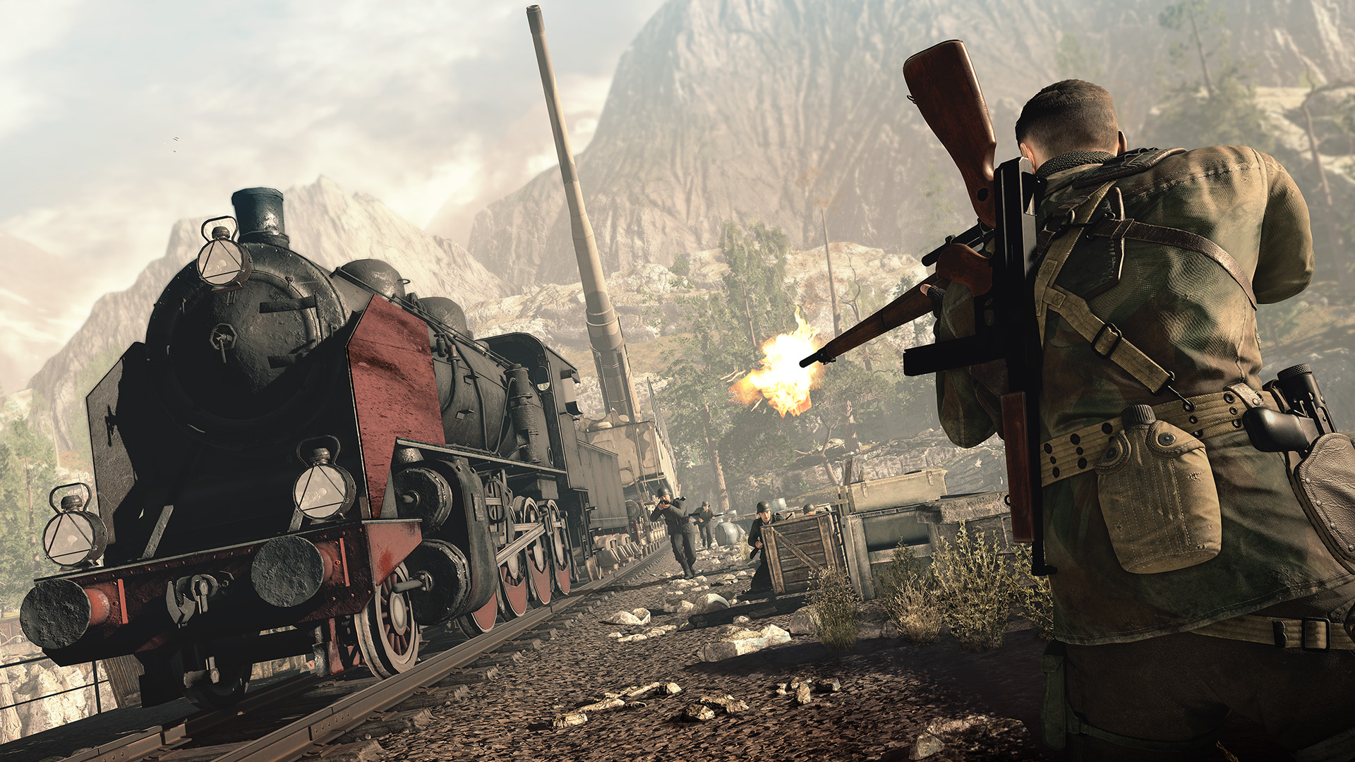 Sniper Elite 4 odložen na příští rok 125646