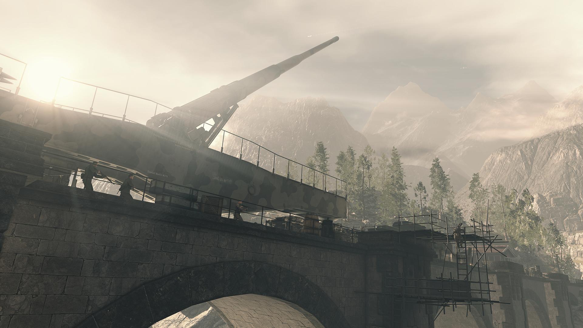 Sniper Elite 4 odložen na příští rok 125649