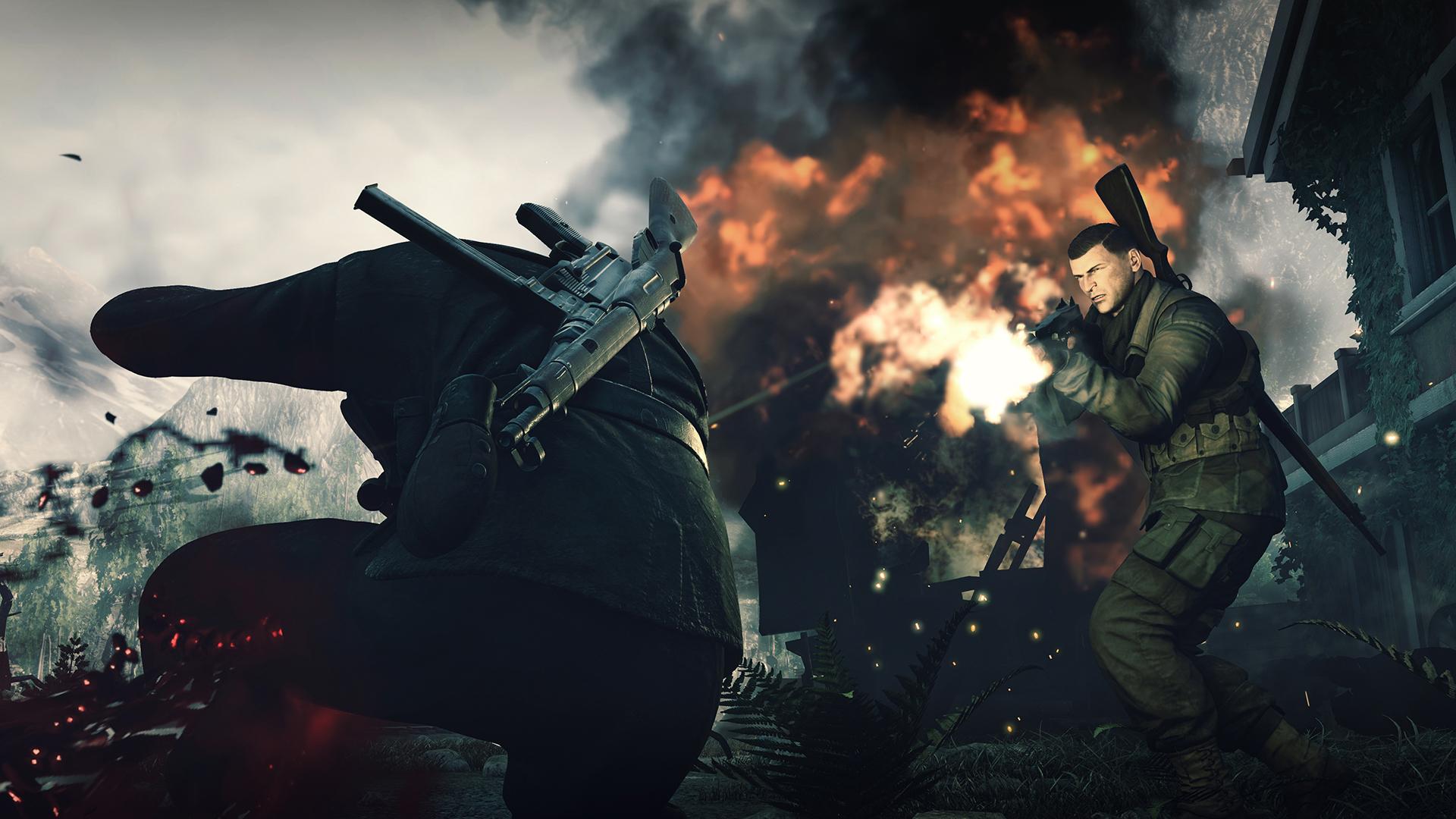 Sniper Elite 4 odložen na příští rok 125651