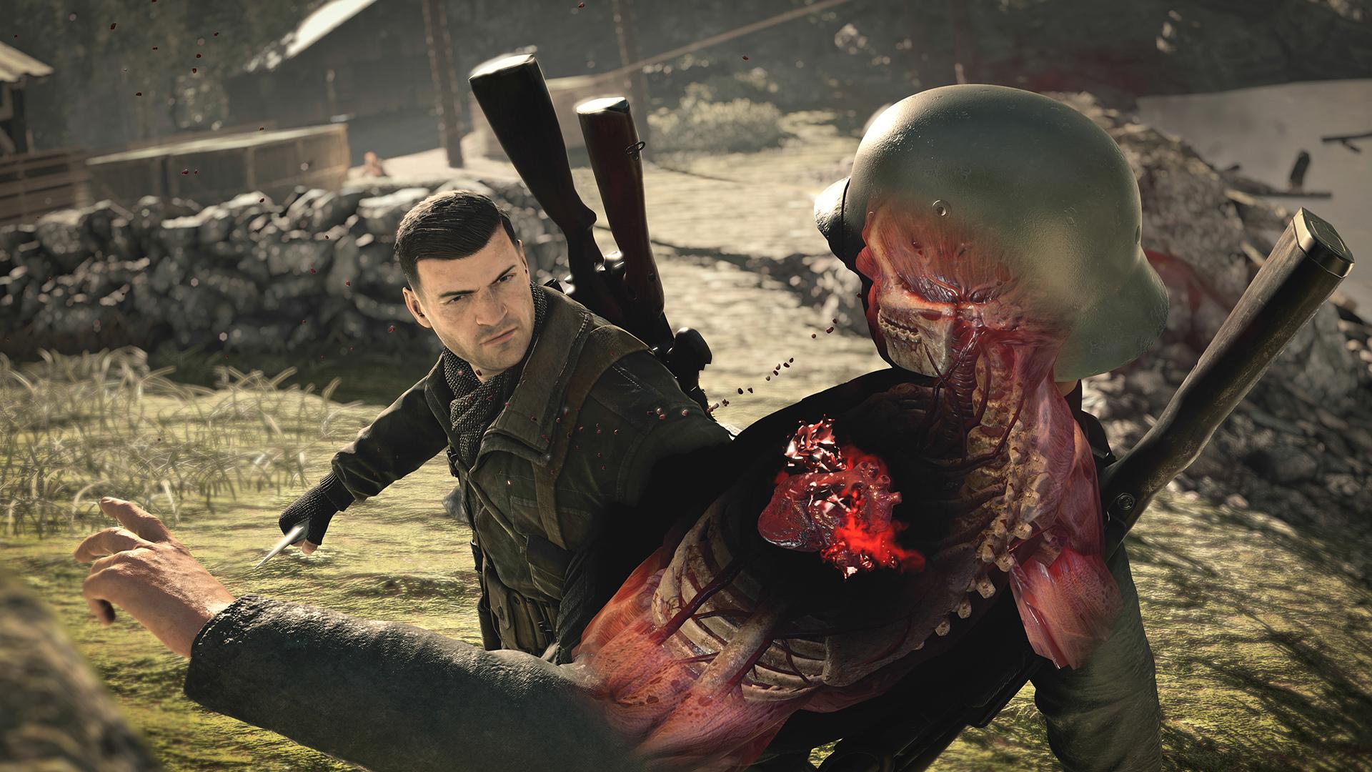 Sniper Elite 4 odložen na příští rok 125653