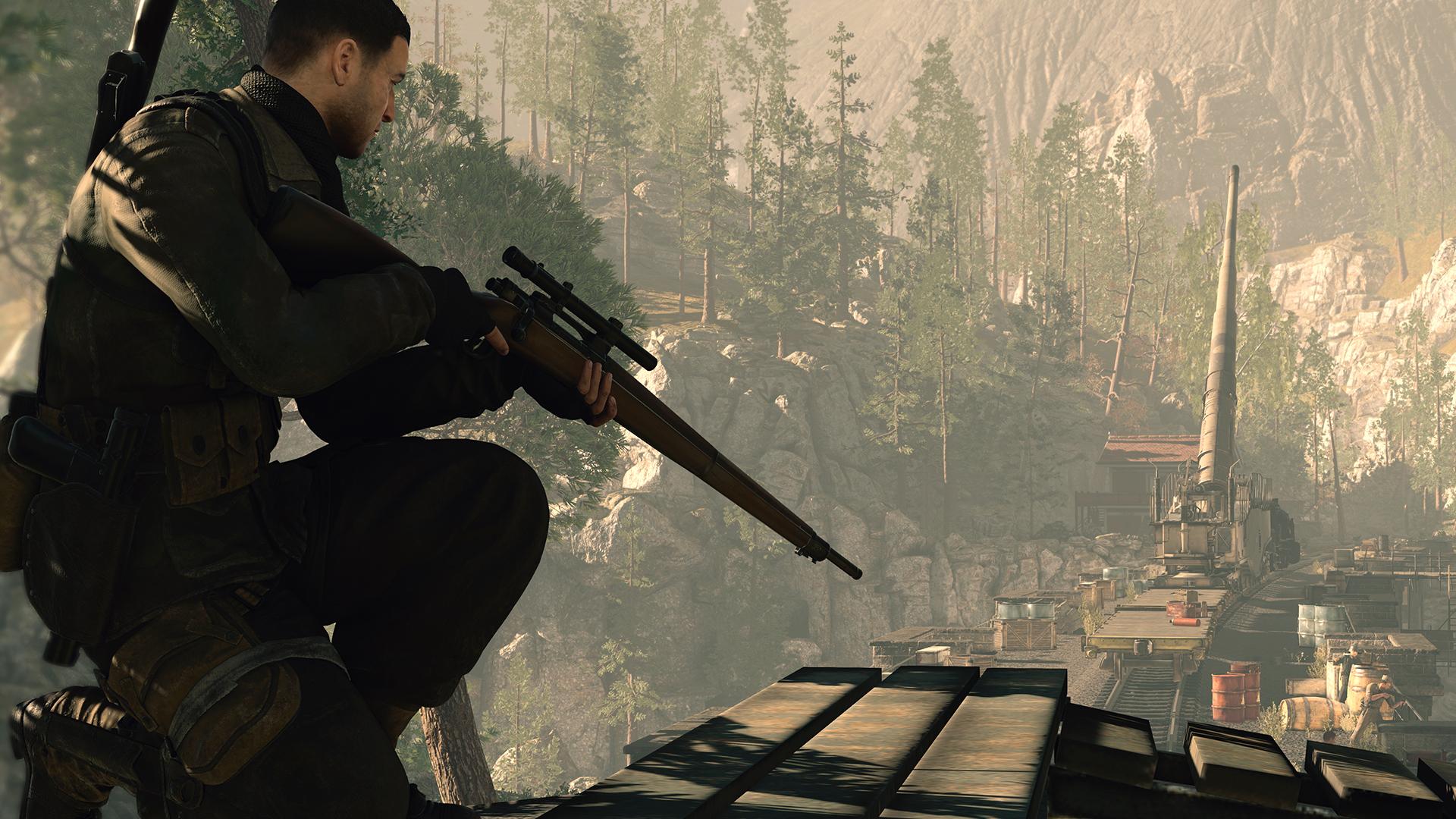 Sniper Elite 4 odložen na příští rok 125654