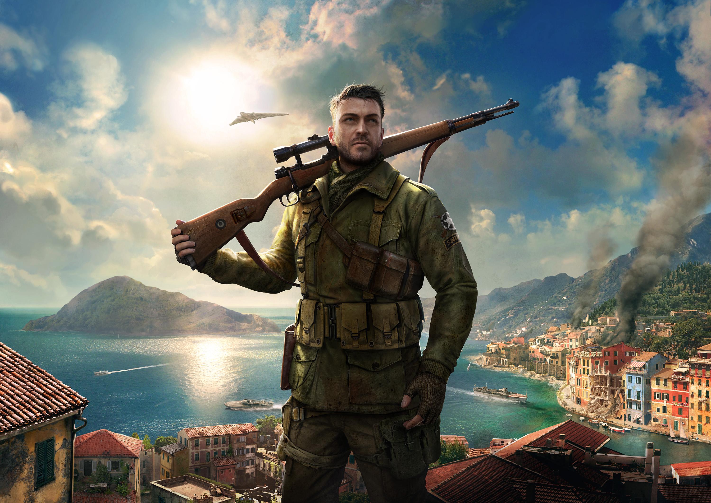 Sniper Elite 4 odložen na příští rok 125655