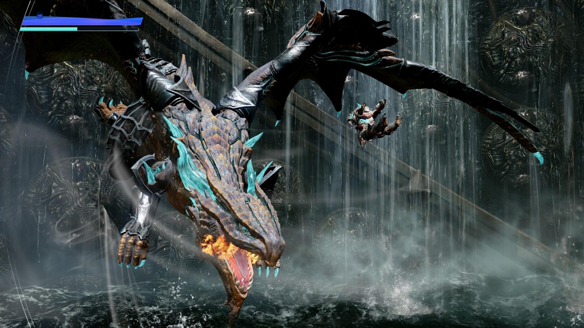 Microsoft zrušil dračí RPG Scalebound 125684