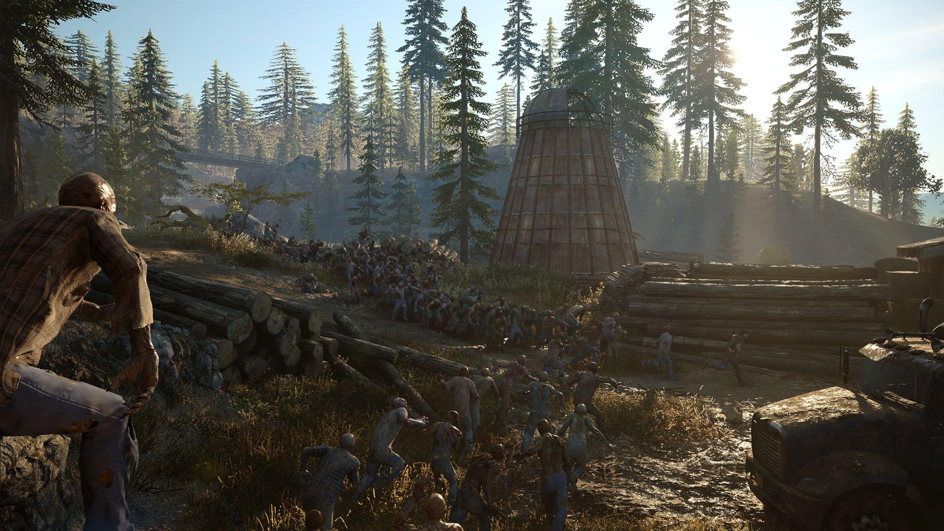Survival akce Days Gone láká na otevřený svět 125821