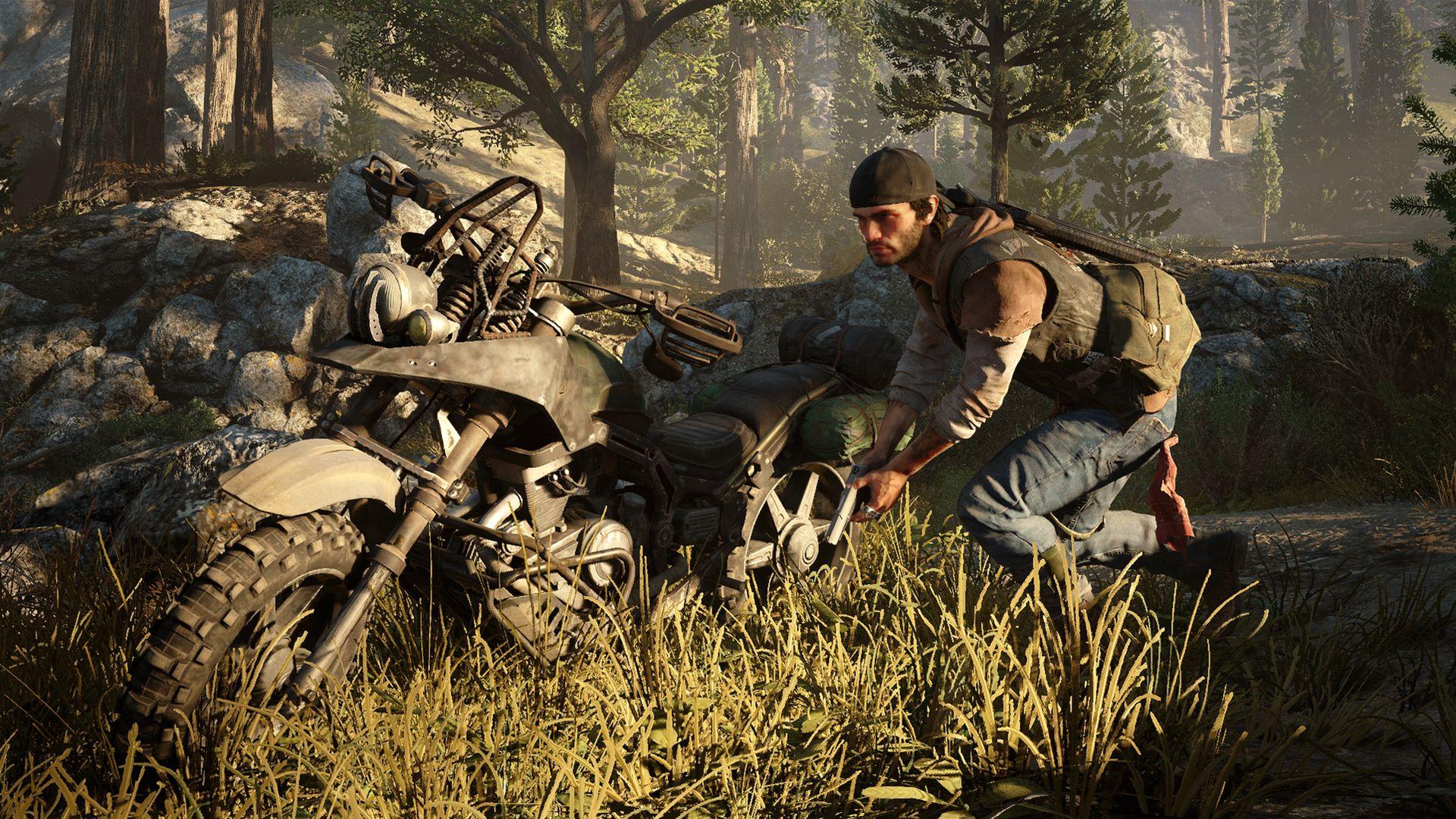 Survival akce Days Gone láká na otevřený svět 125824
