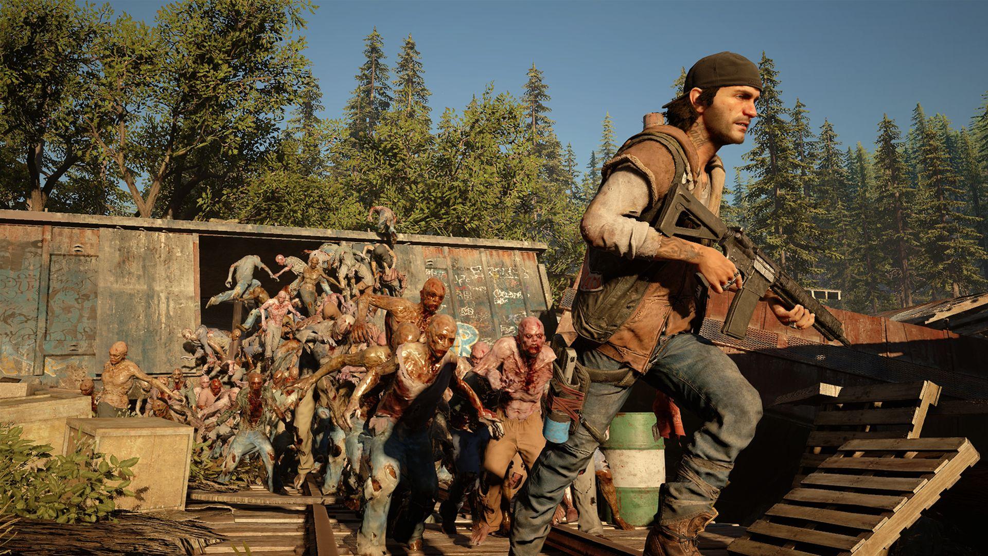 PS4 exkluzivita Days Gone nebude mít multiplayer 125828