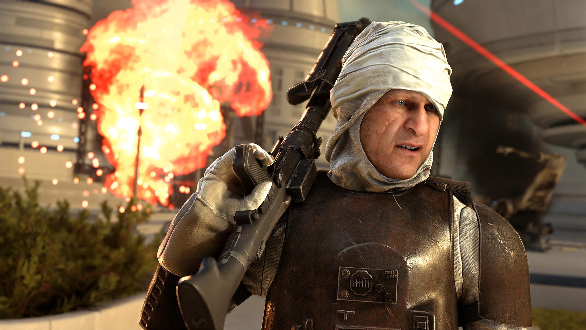 Bespin DLC pro Star Wars: Battlefront v launch traileru 126056
