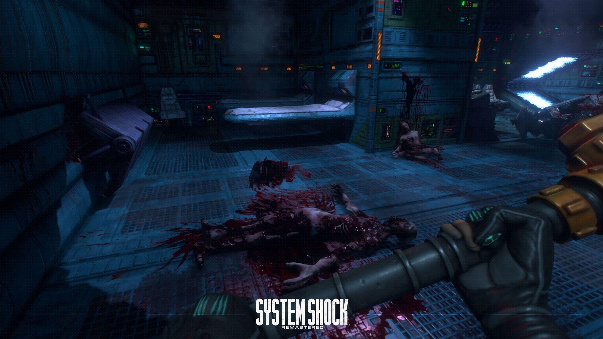 System Shock Remaster už jen System Shockem 126105
