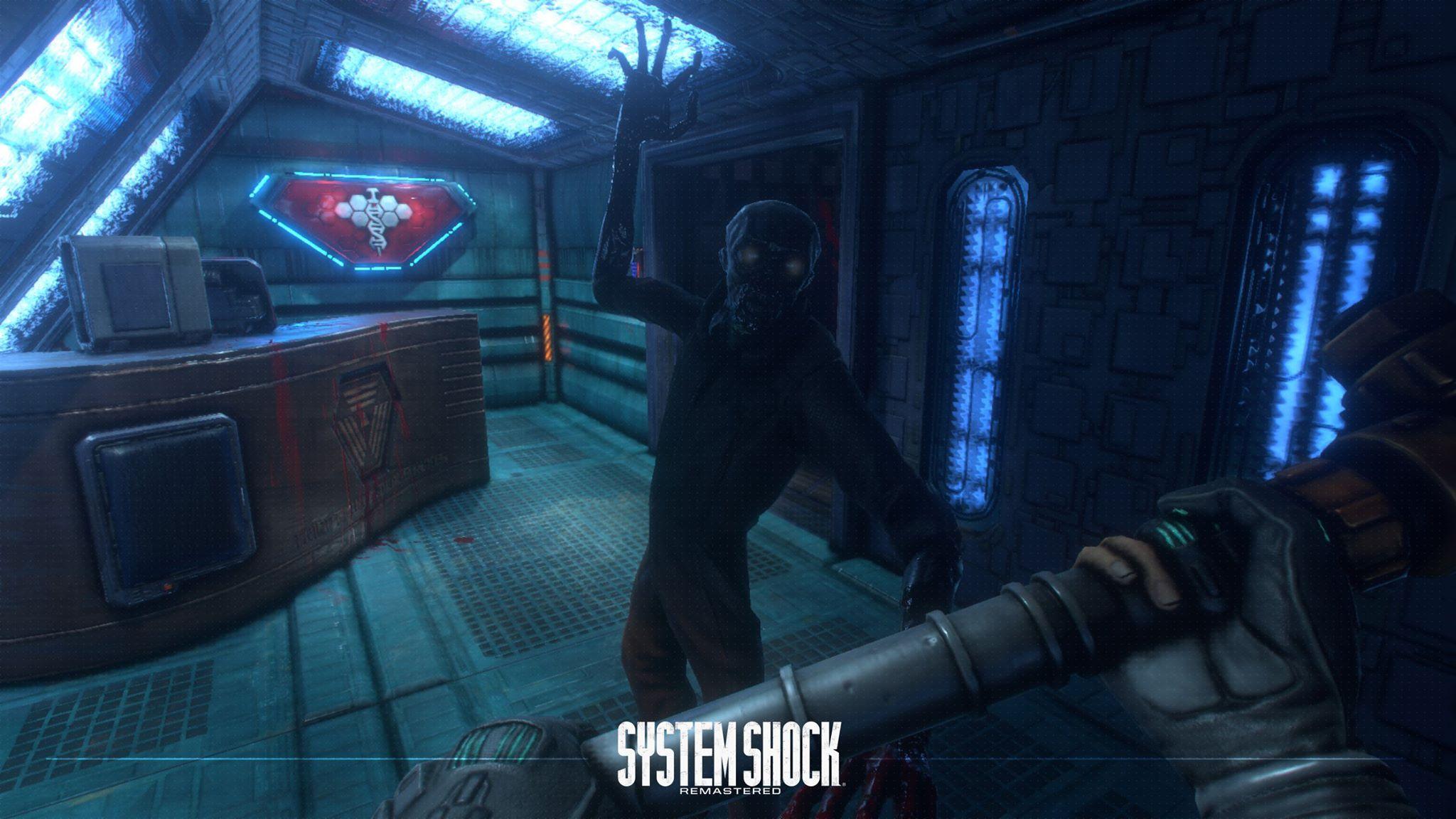 System Shock Remaster už jen System Shockem 126106