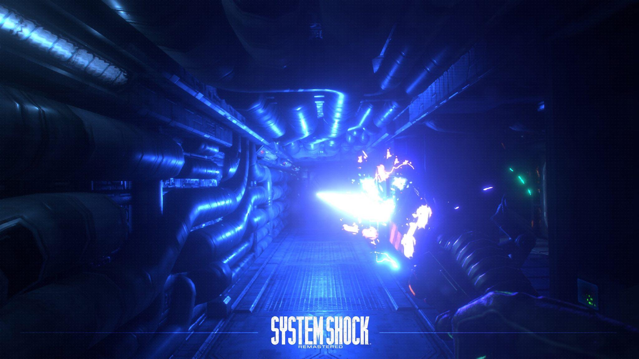 System Shock Remaster už jen System Shockem 126107
