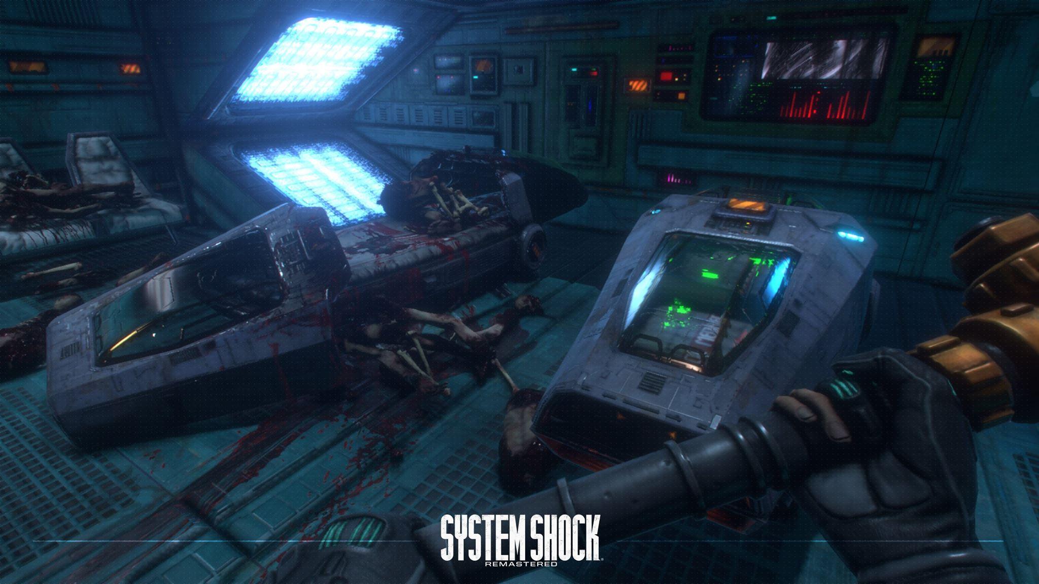 System Shock Remaster už jen System Shockem 126108