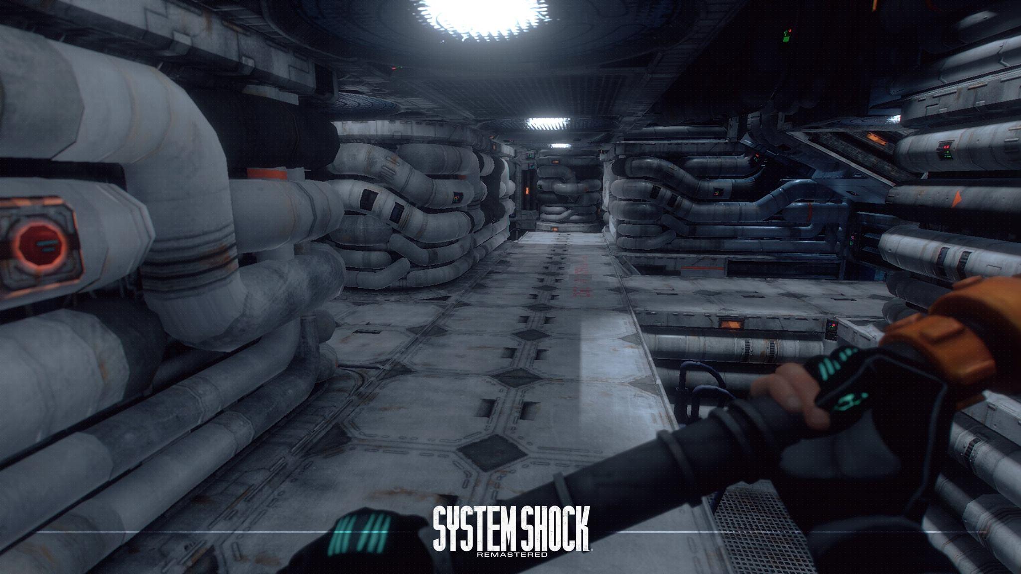 System Shock Remaster už jen System Shockem 126111