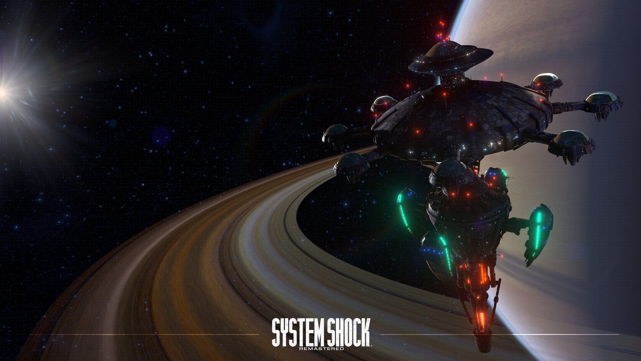 System Shock Remaster už jen System Shockem 126112