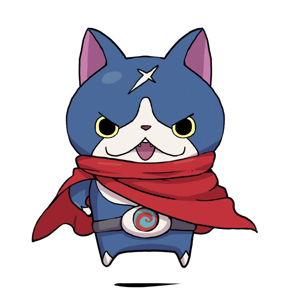Jaký bude druhý Yo-kai Watch? 126135