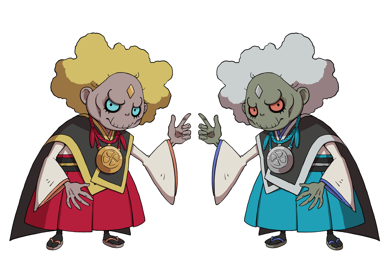 Jaký bude druhý Yo-kai Watch? 126137