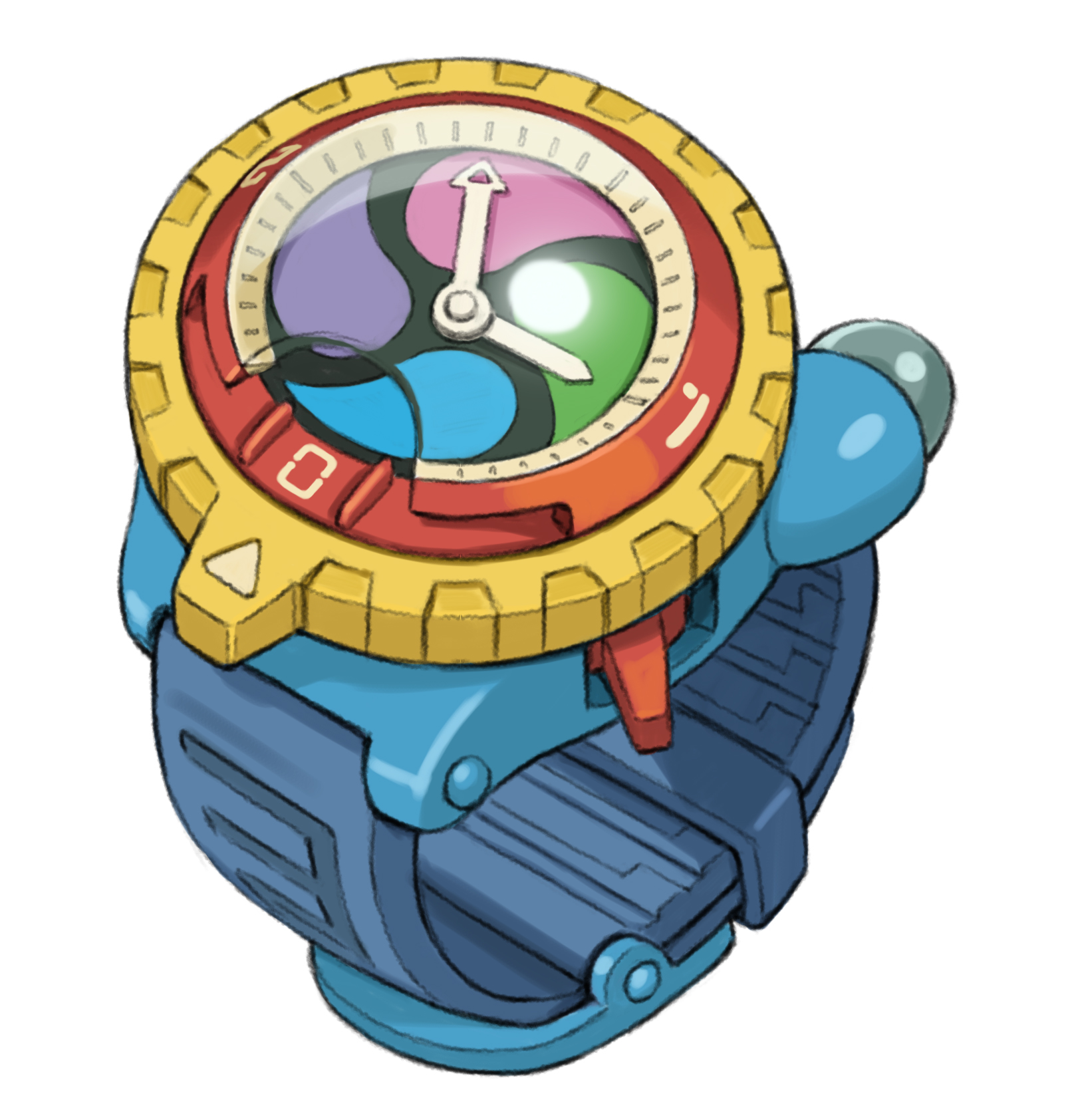 Jaký bude druhý Yo-kai Watch? 126144