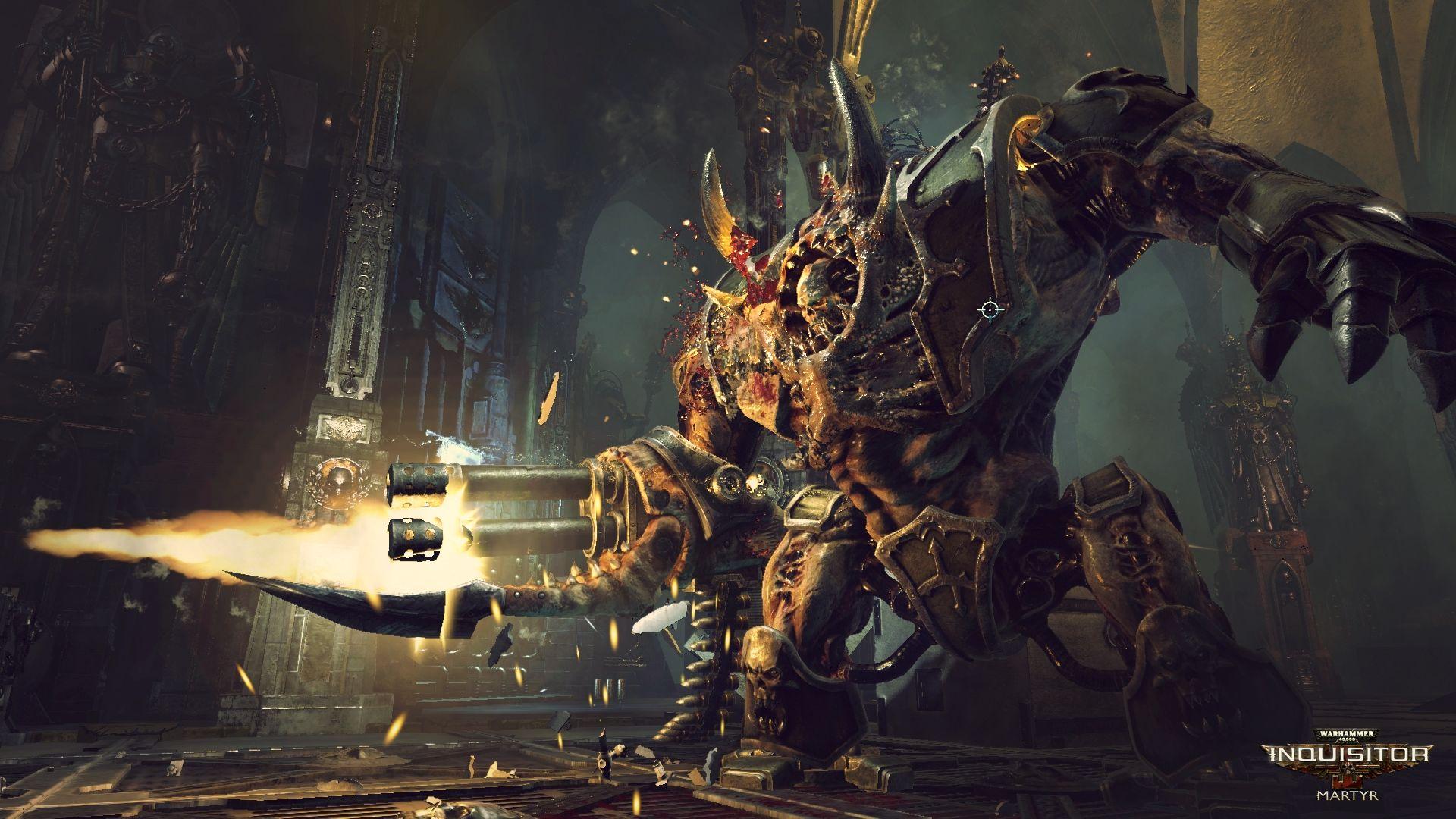 K životu se probouzí diablovka ze světa Warhammeru 40K 126182
