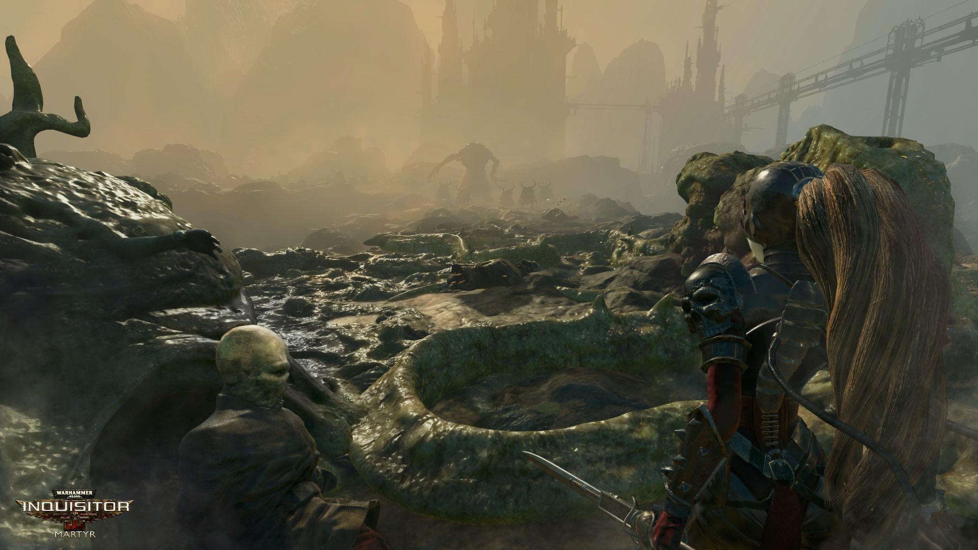 K životu se probouzí diablovka ze světa Warhammeru 40K 126183