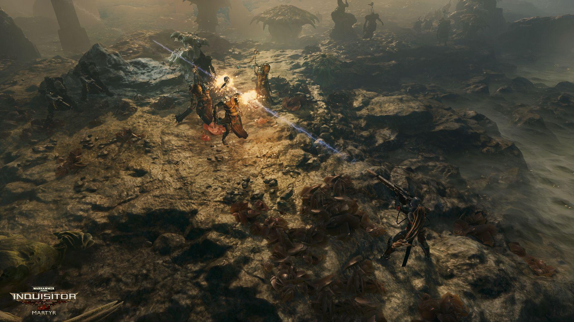 K životu se probouzí diablovka ze světa Warhammeru 40K 126186