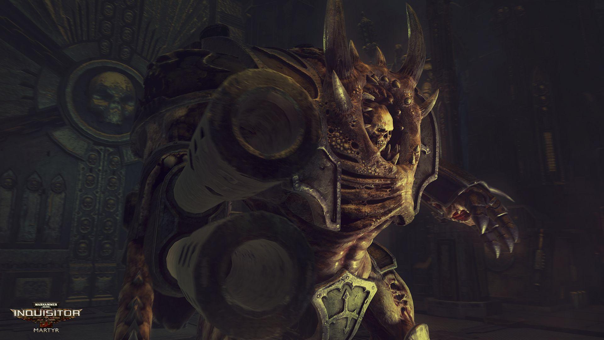 K životu se probouzí diablovka ze světa Warhammeru 40K 126187