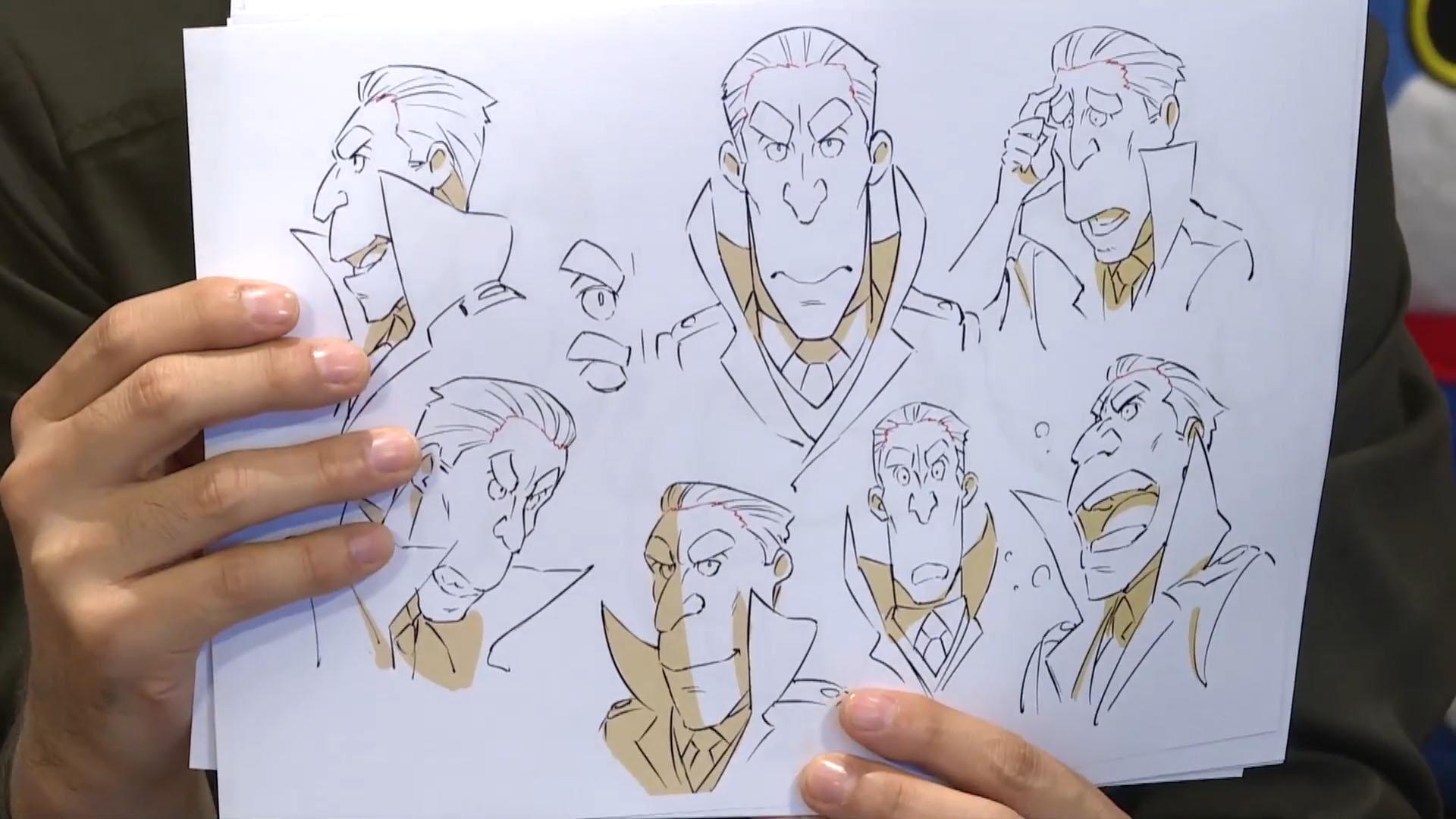 Nová Inazuma Eleven a nový Professor Layton od Level-5 126551