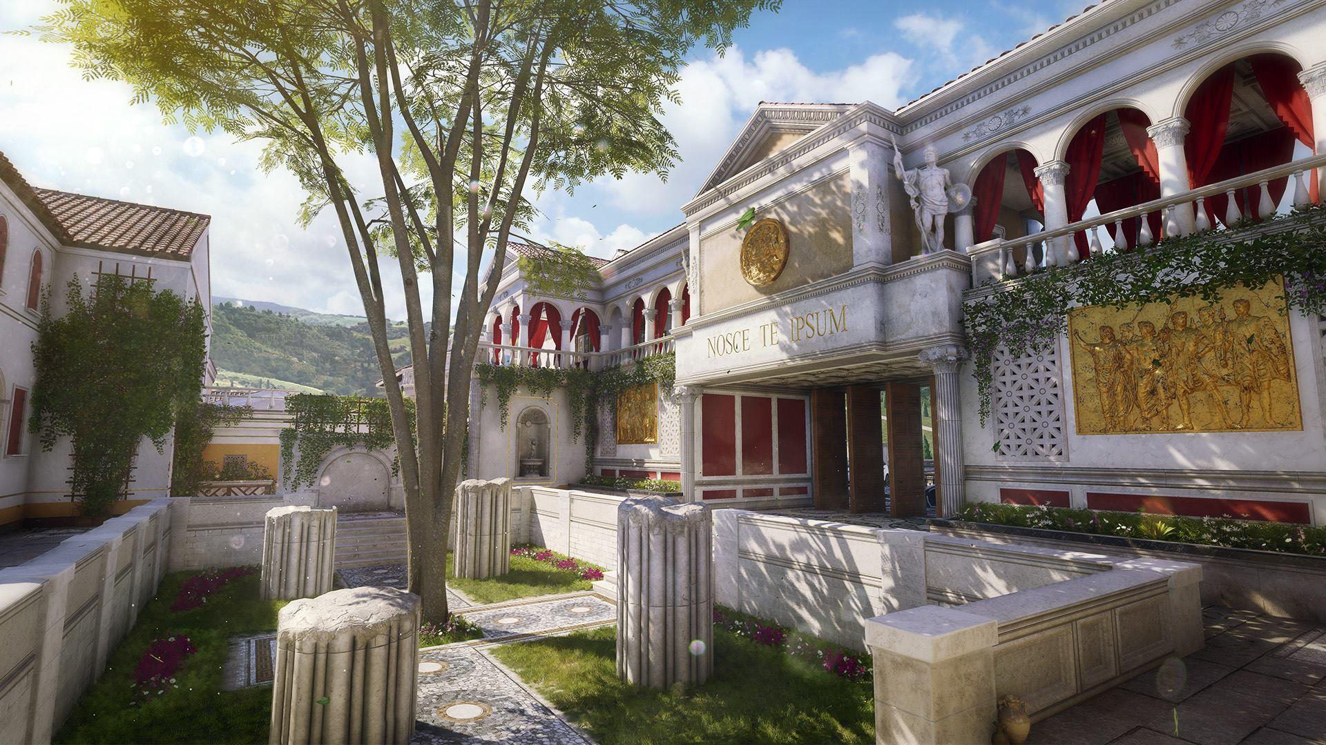 Do Black Ops 3 míří remake populární mapy Raid z předchozího dílu 126578