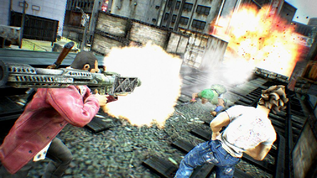GC: Square Enix oznamuje Gun Loco pro X360 + galerie 12659