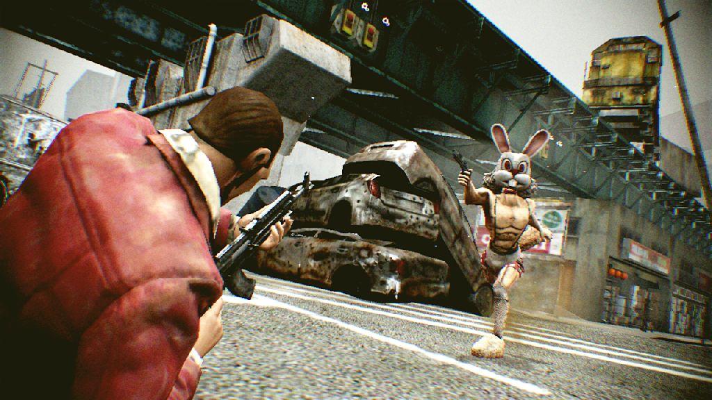 GC: Square Enix oznamuje Gun Loco pro X360 + galerie 12661
