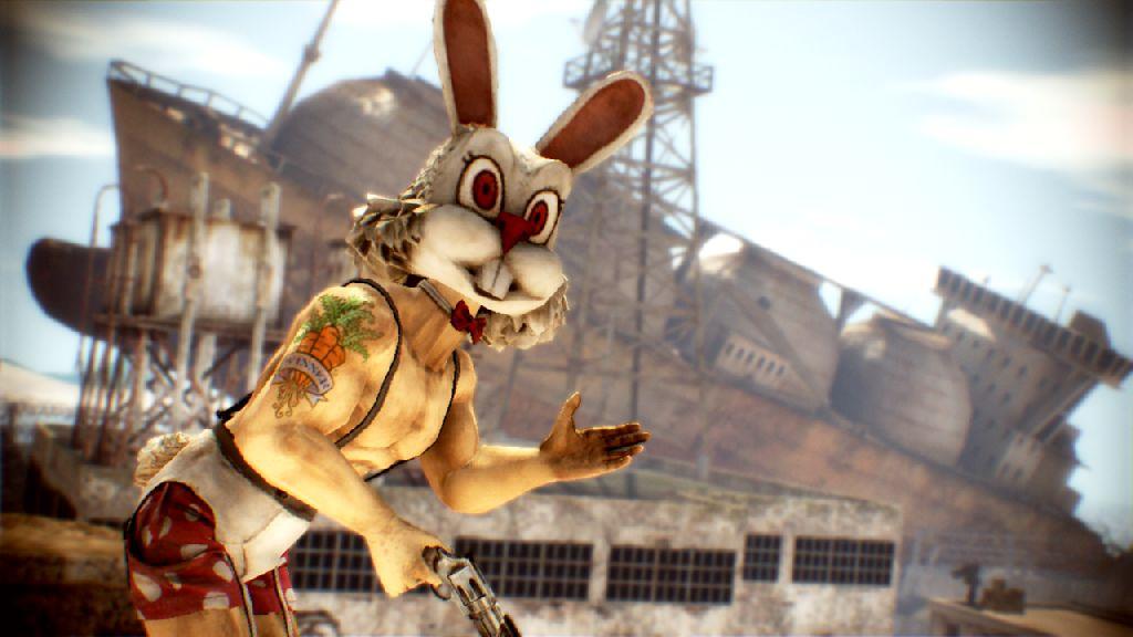 GC: Square Enix oznamuje Gun Loco pro X360 + galerie 12664