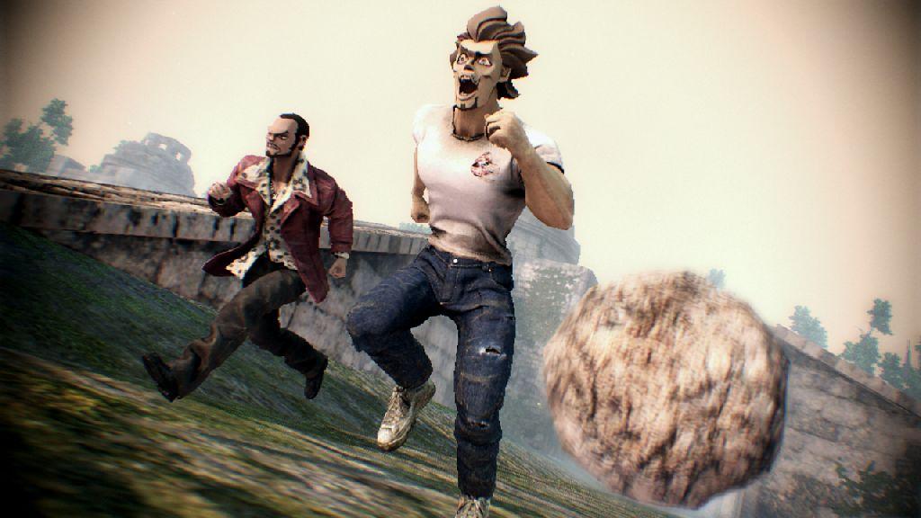 GC: Square Enix oznamuje Gun Loco pro X360 + galerie 12666