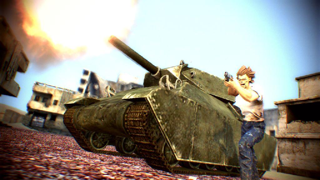 GC: Square Enix oznamuje Gun Loco pro X360 + galerie 12669