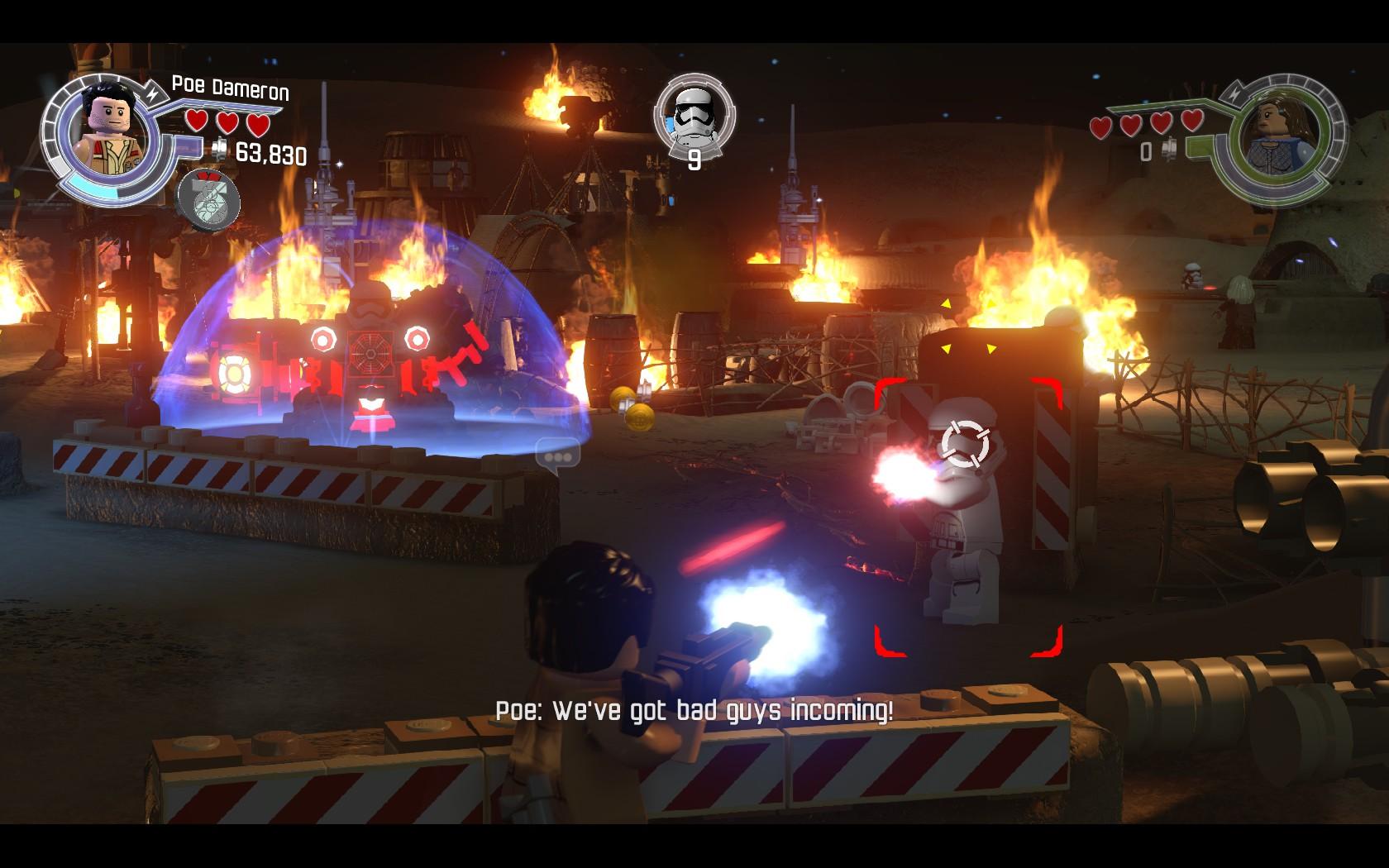 LEGO Star Wars: The Force Awakens - kostky se probouzí 126754