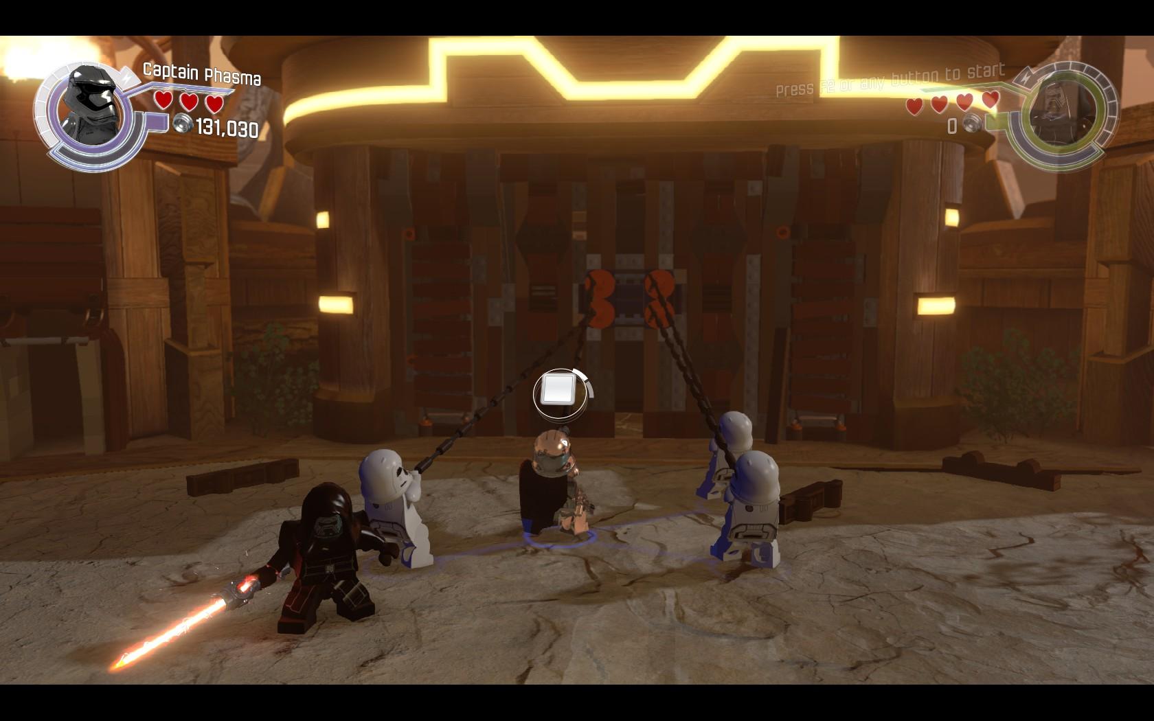 LEGO Star Wars: The Force Awakens - kostky se probouzí 126755