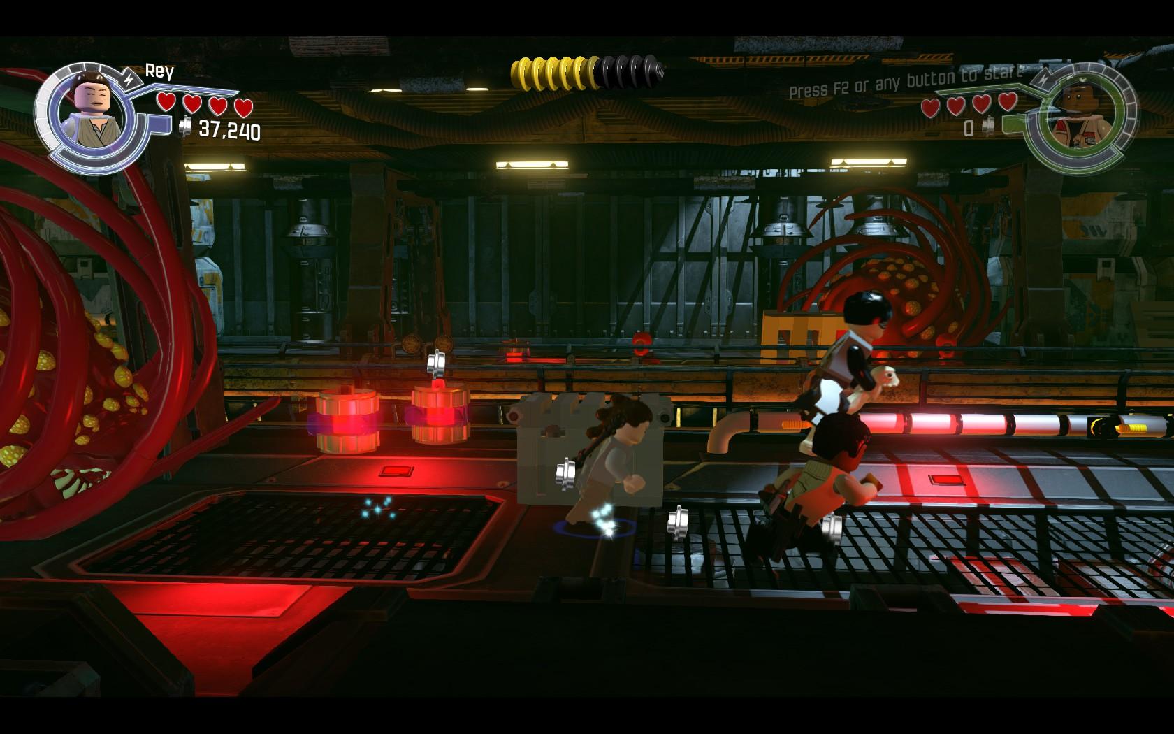 LEGO Star Wars: The Force Awakens - kostky se probouzí 126757