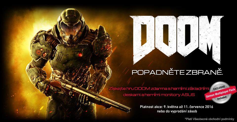 Vyhrajte PC verzi nového Dooma 126800