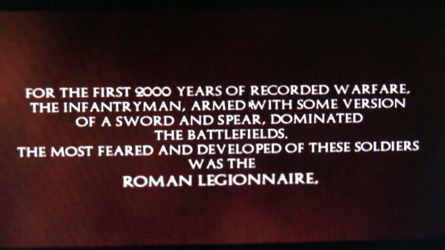 Call of Duty mohlo být zasazeno do starověkého Říma 126824