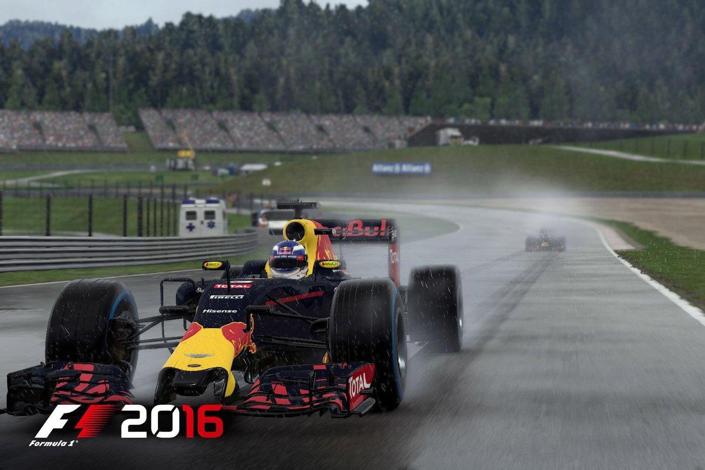 F1 2016 sází na kariéru 126833