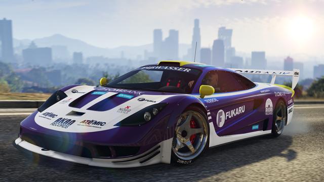 V GTA Online na vás čekají šílené závody ve stylu Trackmanie 126847