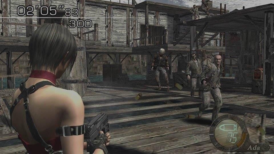 Resident Evil 4 se blíží na PS4 a Xbox One 126855