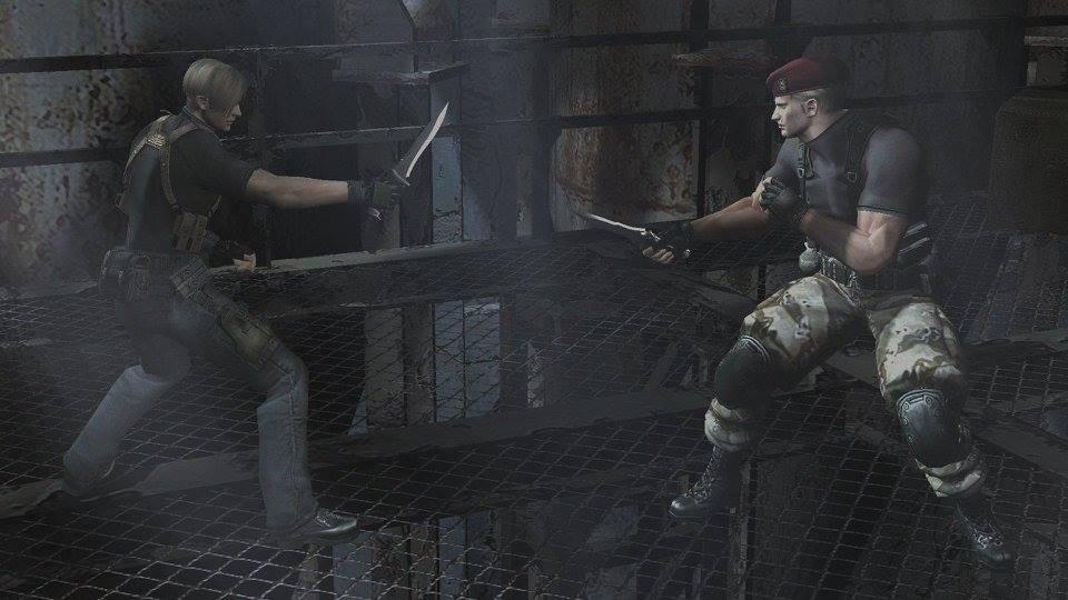 Resident Evil 4 se blíží na PS4 a Xbox One 126861