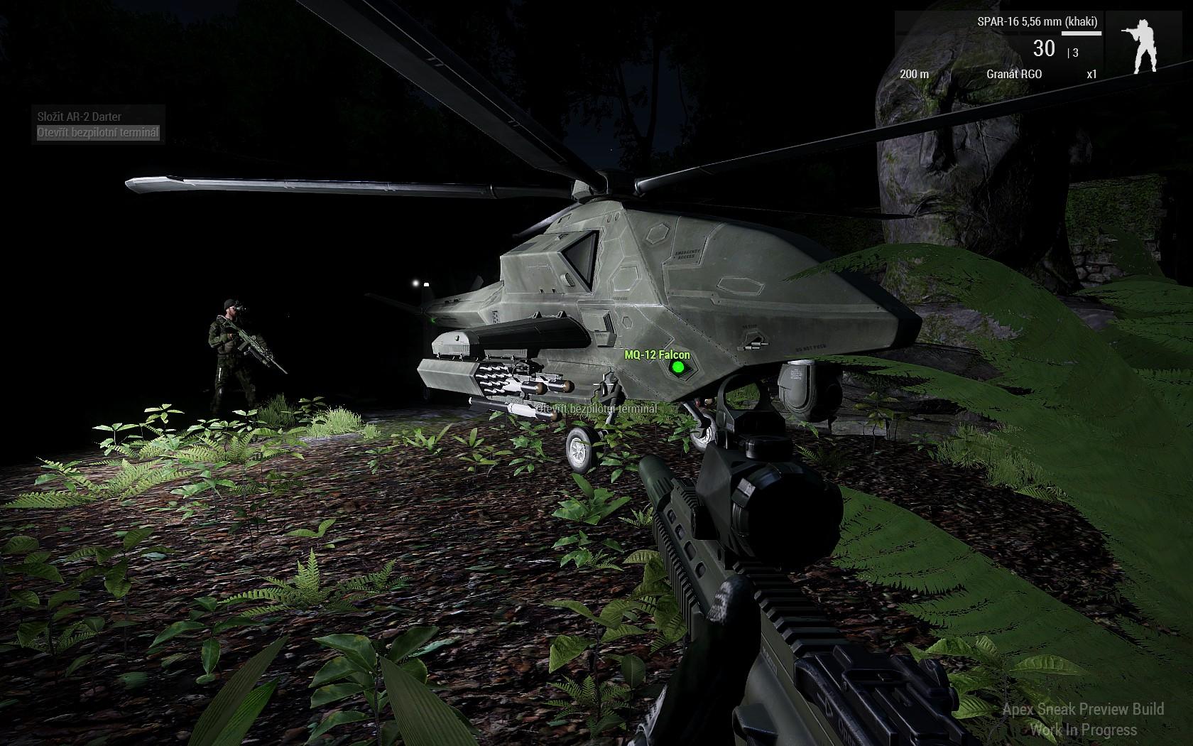 Arma 3 Apex - exotické válčení 126876