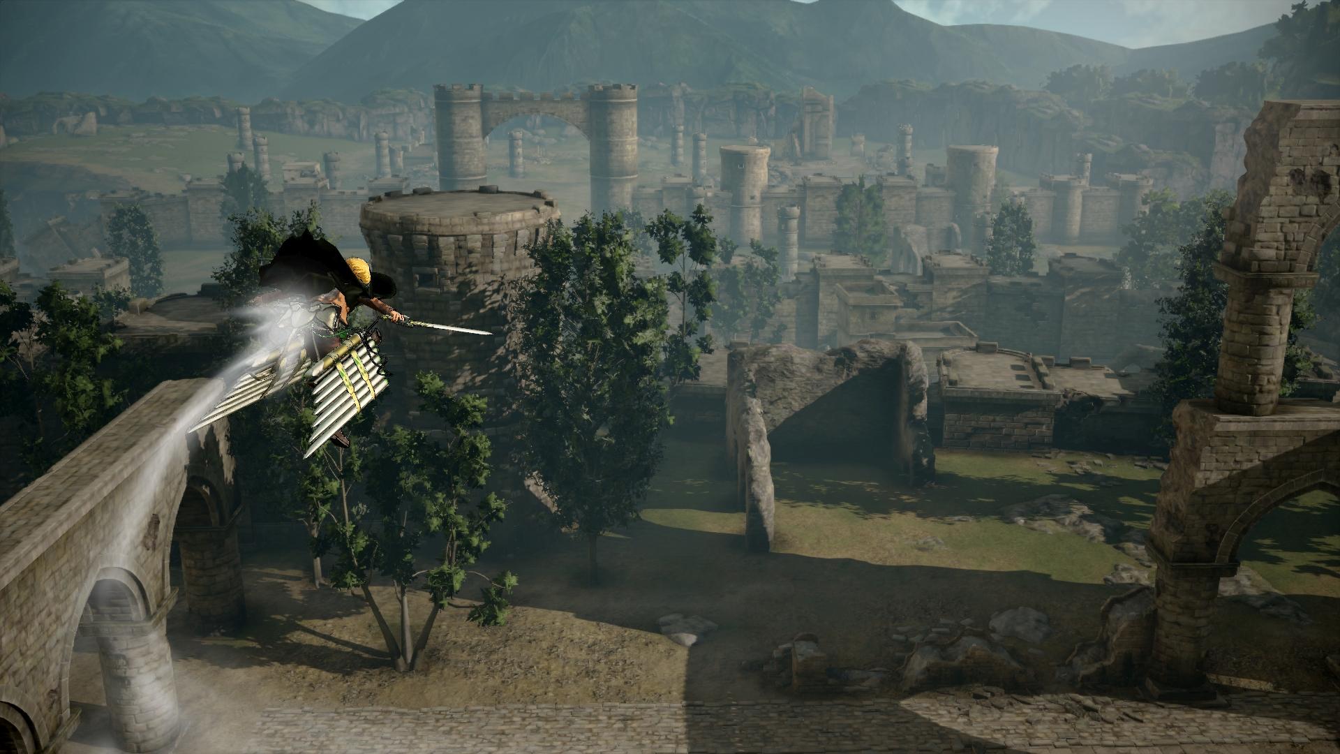 Novinky o bojích v Attack on Titan 126891