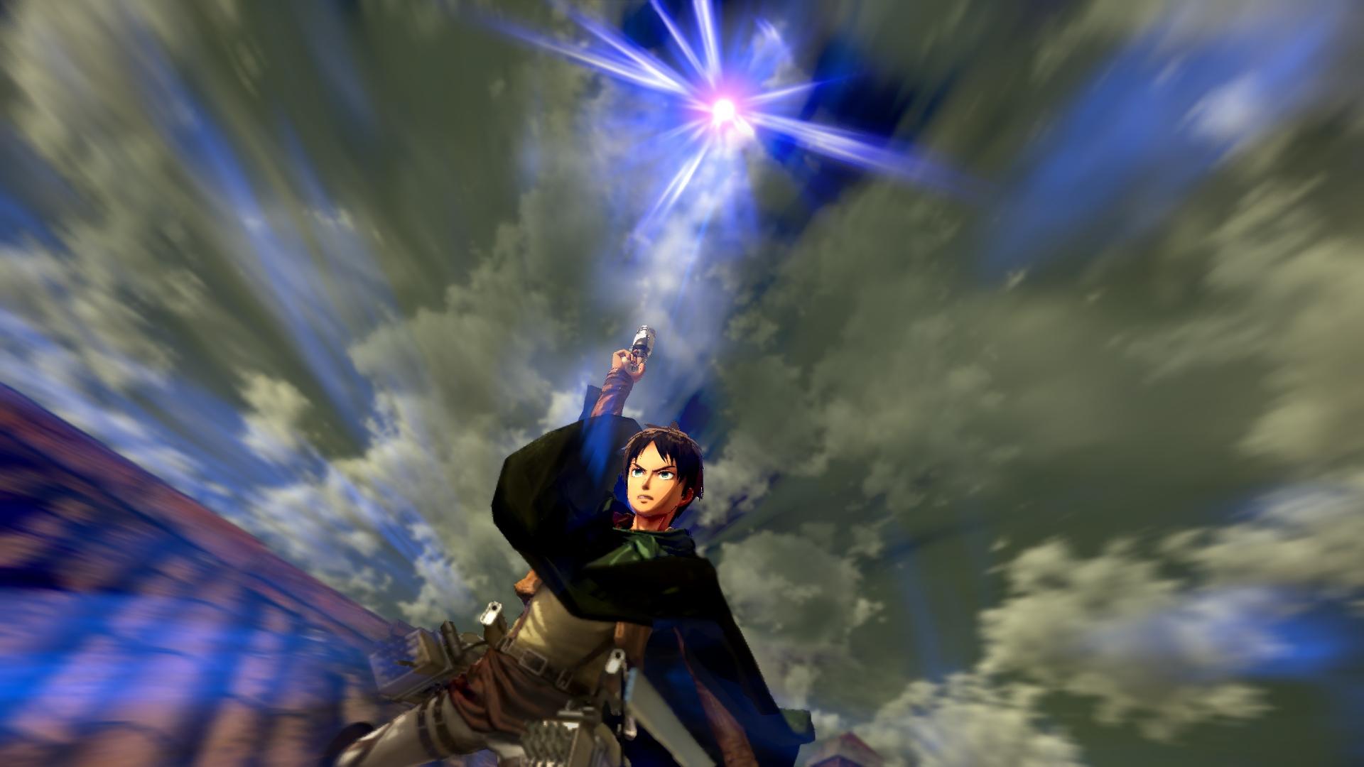 Novinky o bojích v Attack on Titan 126905