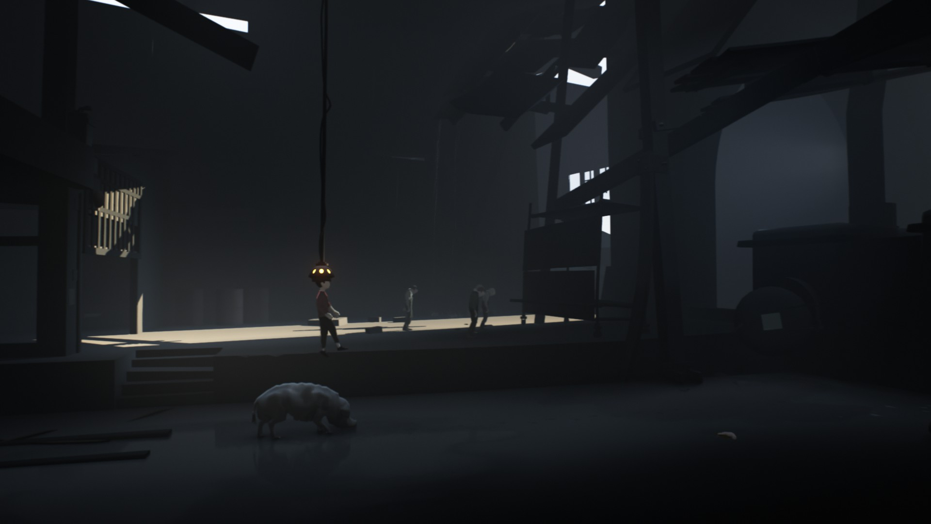 Inside – dlouhá cesta ke světlu 126943